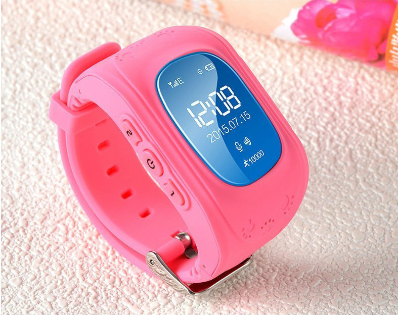Проверка и настройка gps часов smart baby watch.
